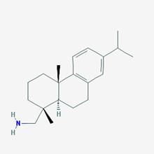 Picture of ((1R,4aS,10aR)-7-Isopropyl-1,4a-dimethyl-1,2,3,4,4a,9,10,10a-octahydrophenanthren-1-yl)methanamine
