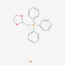 Picture of ((1,3-Dioxolan-2-yl)methyl)triphenylphosphonium bromide