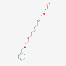 Picture of  2-[2-[2-[2-[2-(BENZYLOXY)ETHOXY]ETHOXY]ETHOXY]ETHOXY]ETHANOL