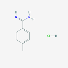 Picture of 4-Methylbenzimidamide hydrochloride