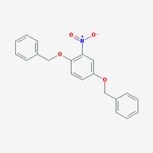 Picture of (((2-Nitro-1,4-phenylene)bis(oxy))bis(methylene))dibenzene