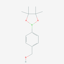 Picture of (4-(4,4,5,5-Tetramethyl-1,3,2-dioxaborolan-2-yl)phenyl)methanol