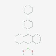Picture of  (10-[1,1-biphenyl]-4-yl-9-anthracenyl)-Boronic acid